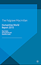 Humanities world report 2015 by Poul Holm