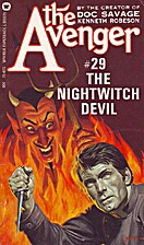 The Nightwitch Devil by Kenneth Robeson
