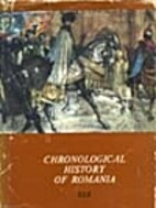 Chronological History of Romania by Marcel…