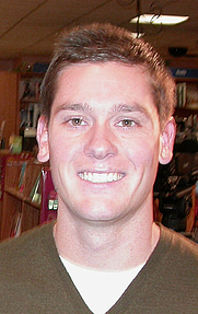 Author photo. John Burlinson, January 5, 2008