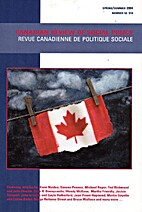 Canadian Review of Social Policy No. 53