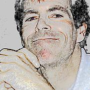 Author photo. Robb Lightfoot, photo by Karin Lightfoot.