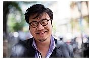 Author photo. photo: chrisyoung canadapress