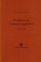 Problems in General Linguistics by Émile…