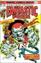 Fantastic Four [1961] #158 by Roy Thomas