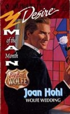 Wolfe Wedding by Joan Hohl