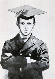 Author photo. Image from <b><i>Contemporary portraits. Second series</i></b> (1919) by Frank  Harris