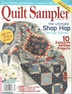 Quilt Sampler Spring/Summer 2008 by BH&G