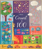 Count to 100 by Felicity Brooks
