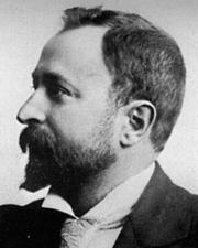 Author photo. portrait of Aleko Konstantinov from 1896