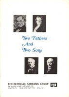 Two Fathers and Two Sons by G. E. Manville