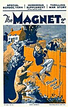 Magnet 1253 (The Hunted Master) by Frank…