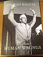 Human Rights, Human Wrongs by Mark Sealy
