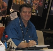 Author photo. Credit: <a href=&quot;http://en.wikipedia.org/wiki/User:Doczilla&quot;>Doczilla</a>, Comic-Con International, San Diego, Cailf., July 2007