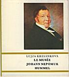 Le musée Johann Nepomuk Hummel by Lujza…