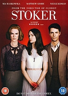 Stoker [2013 film] by Chan-Wook Park