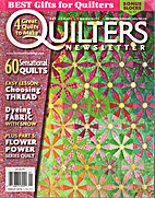 Quilters Newsletter Vol. 43 No. 6…