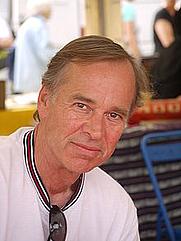Author photo. Björn Larsson en 2010, lors de la 25e édition de la Comédie du Livre à Montpellier (France)