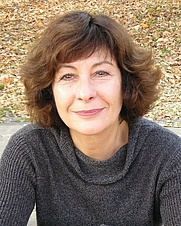 Author photo. Erica Fischer