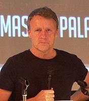 Author photo. Vogler