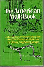 American Walk Book by Jean Craighead George