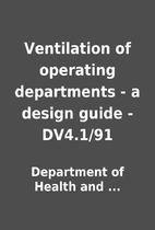 Ventilation of operating departments - a…