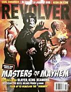 Revolver June /July 2015 (Slayer, King…