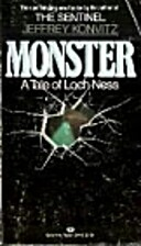 Monster: Tale Loch Ness by Jeffrey Konvitz