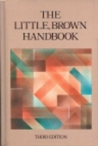 The Little, Brown Handbook by H. Ramsey…