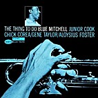 The thing to do by Blue Mitchell