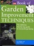 Time-Life Book of Garden Improvement…
