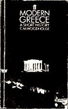 The story of modern Greece by C. M.…