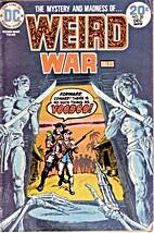 Weird War Tales # 20