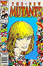 The New Mutants (1983-1991) #45 by Chris…