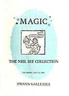 Magic: The Neil See Collection, Thursday,…
