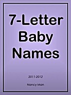 7-Letter Baby Names by Nancy Man