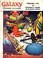 Galaxy Science Fiction 1955 February, Vol.…