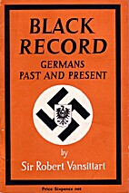 Black record: Germans past and present by…