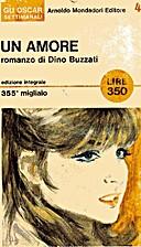 Un amore by Dino Buzzati