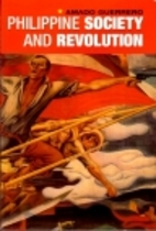 Philippine society and revolution by Amado…