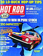 Hot Rod 1972-05 (May 1972) Vol. 25 No. 5…