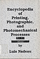 Encyclopedia of printing, photographic, and…