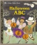 Halloween ABC's (Little Golden Book) by…