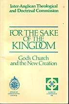 For the Sake of the Kingdom: God's Church…