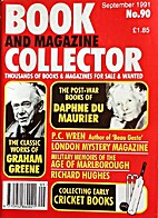 Book and Magazine Collector September 1991 -…