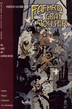Fafhrd and the Gray Mouser Book 1: Ill Met…