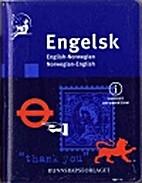 Engelsk-Norsk/Norsk-Engelsk (Norwegian) by…