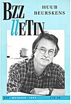 BZZLLETIN nr. 249 by Pieter de Nijs (red.)