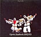 Opera Jaarboek 1982/83 by Wienik Everts