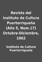 Revista del Instituto de Cultura…